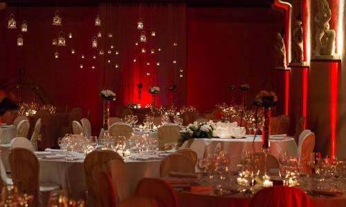 Sala dell'Olimpo - Villa di Montruglio - Marchioro Catering & Banqueting