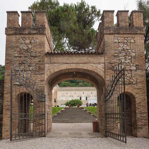 Location Castello di Lispida