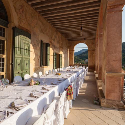Location Villa dei Vescovi