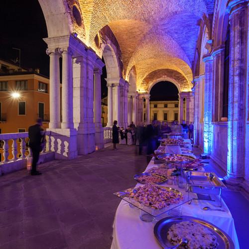 Location Basilica Palladiana