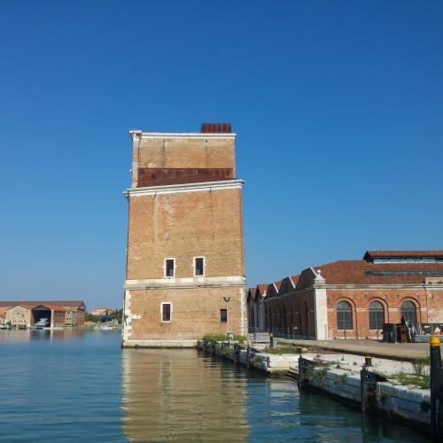 Torre Arsenale di Venezia