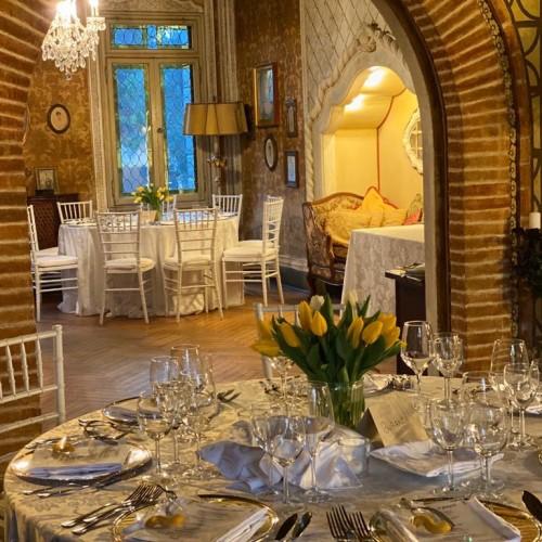 location villa giulia peressutti